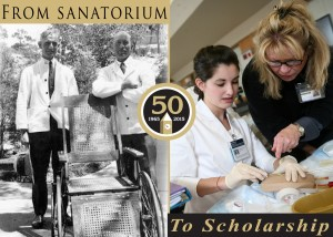 from sanatorium to scholar