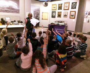 Children's History Hour: Hooray for Colorado @ Colorado Springs Pioneers Museum | Colorado Springs | Colorado | United States