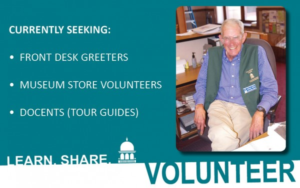 Volunteer Website Banner