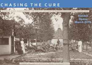 Chasing The Cure Exhibit Open March 2015