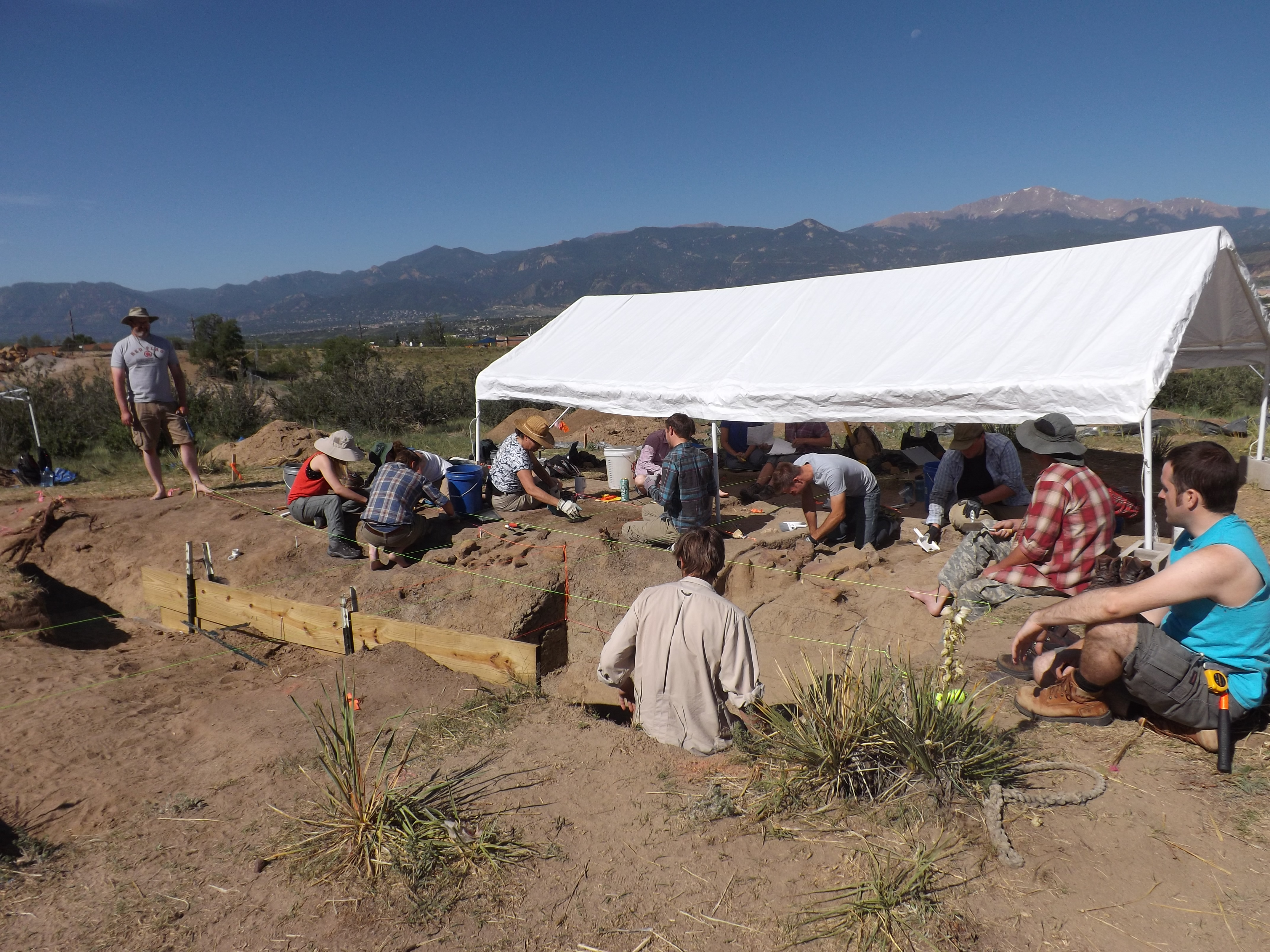 Lecture: The Marvels of Southeastern Colorado Archaeology @ Colorado Springs Pioneers Museum | Colorado Springs | Colorado | United States