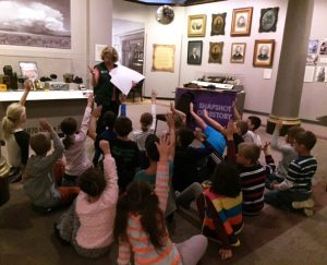 Children's History Hour: Can You Dig It? @ Colorado Springs Pioneers Museum | Colorado Springs | Colorado | United States