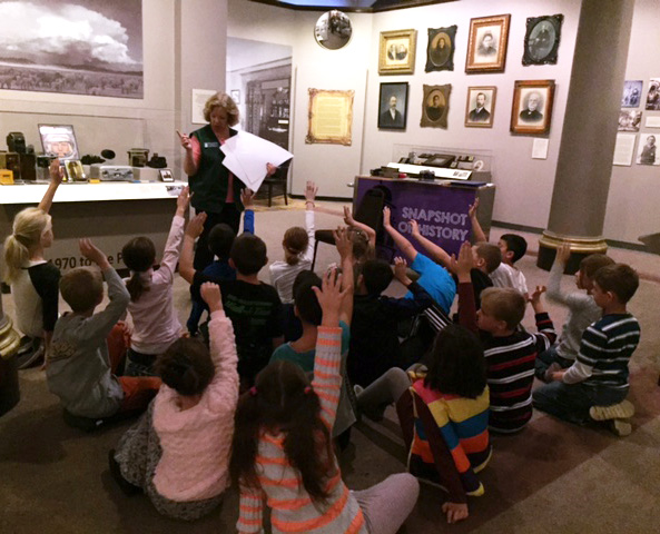 School Program Volunteer Training @ Colorado Springs Pioneers Museum | Colorado Springs | Colorado | United States