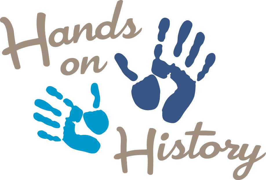 Hands on History Logo.Final