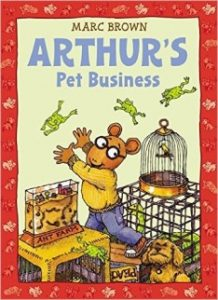 Children's History Hour – Arthur's Pet Business (Ages 7-10) @ Colorado Springs Pioneers Museum | Colorado Springs | Colorado | United States