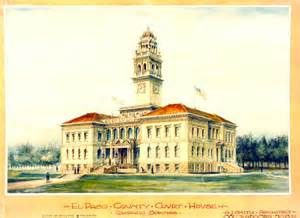 Weekend Warm-Up – The 1903 El Paso County Courthouse (Ages 5-12) @ Colorado Springs Pioneers Museum | Colorado Springs | Colorado | United States