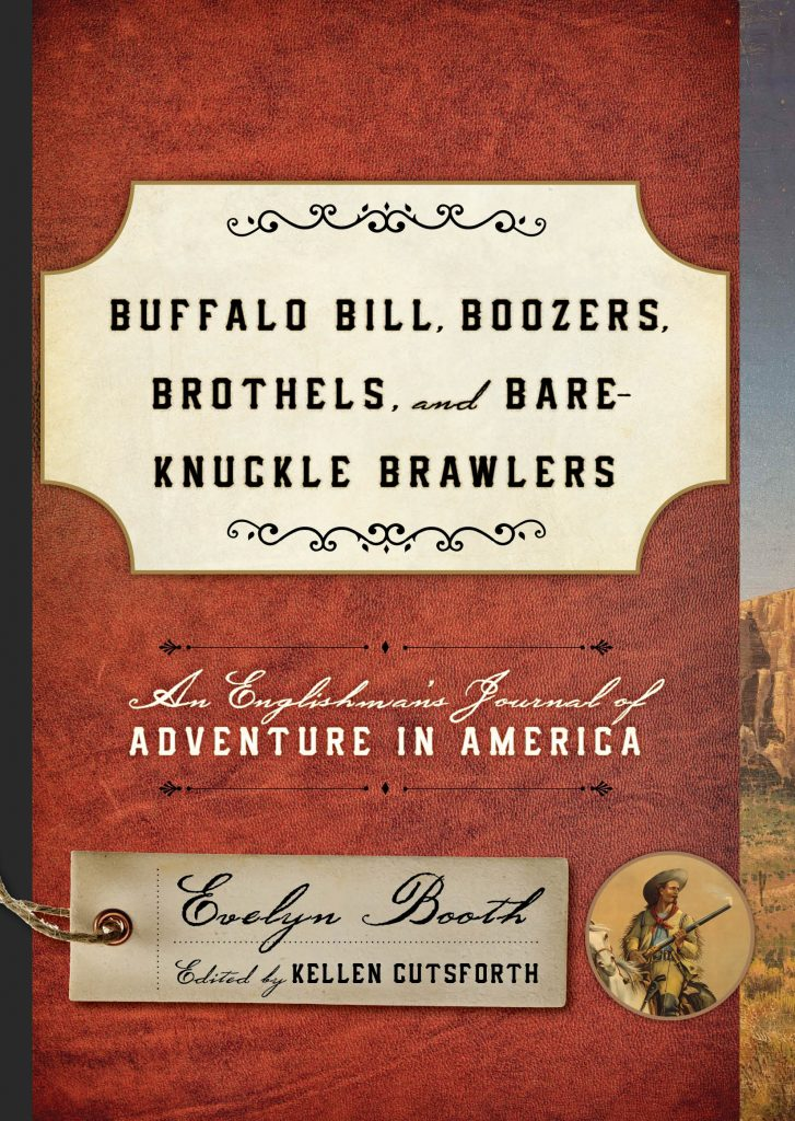 LECTURE - Boozers, Brothels and Bare Knuckle Brawlers: The Tale of Buffalo Bill's Little known Business Partner @ Colorado Springs Pioneers Museum | Colorado Springs | Colorado | United States