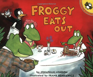 Children's History Hour: Froggy Eats Out (Ages 2-7) @ Colorado Springs Pioneers Museum | Colorado Springs | Colorado | United States
