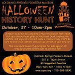 Halloween History Hunt @ Colorado Springs Pioneers Museum | Colorado Springs | Colorado | United States