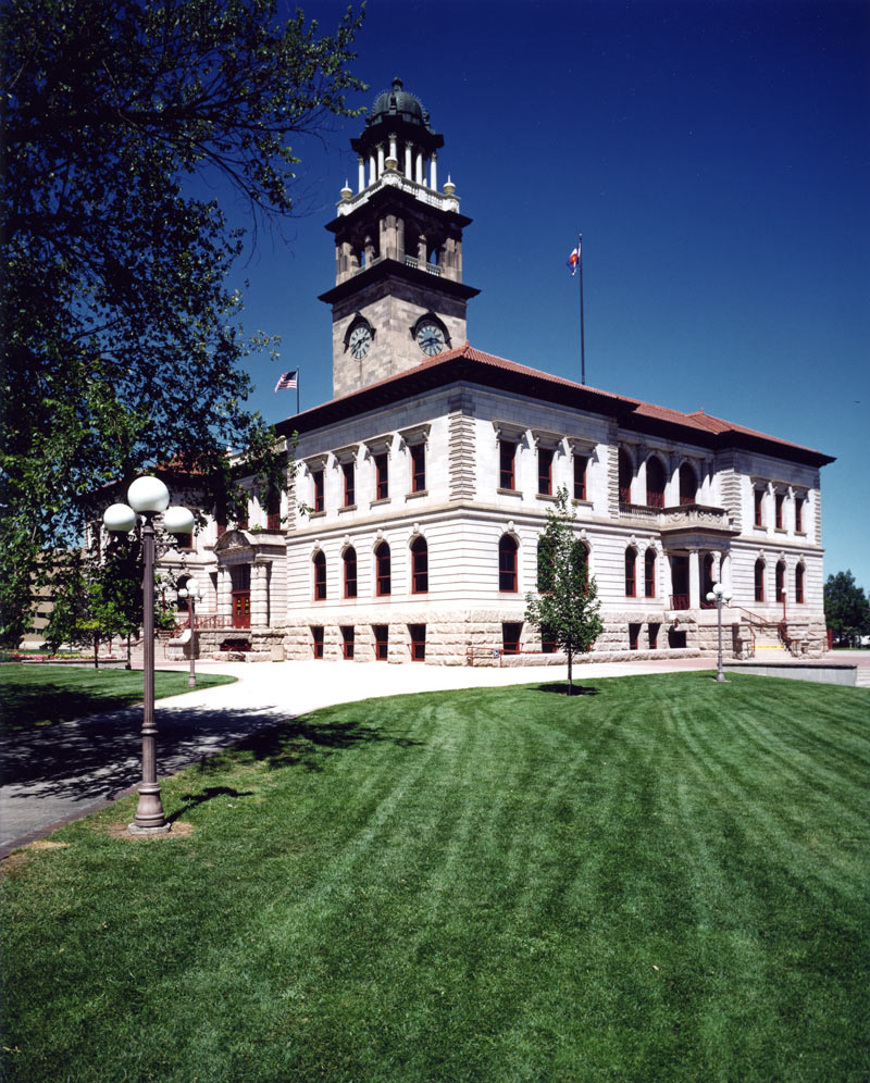 Colorado Springs Pioneers Museum » About Us