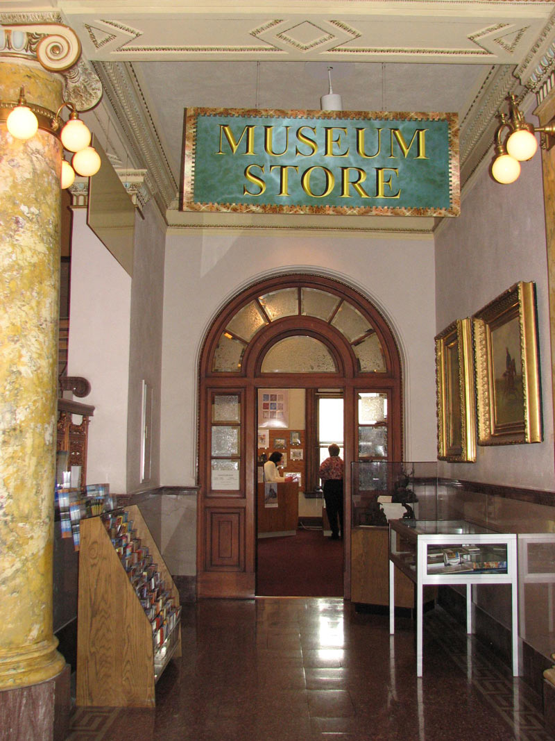Colorado Springs Pioneers Museum Store