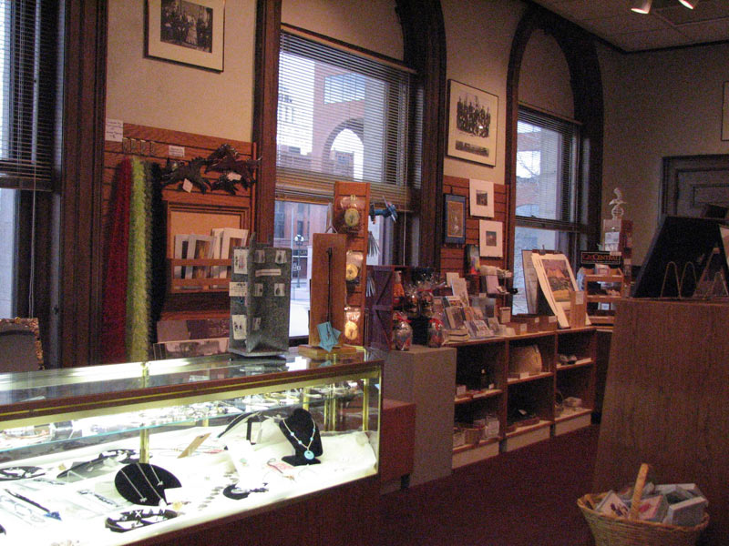 Colorado Springs Pioneers Museum Store - History books