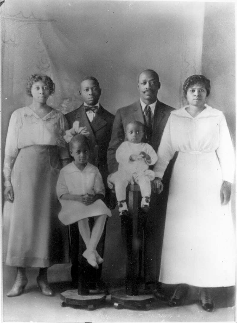 Negro Historical Association of Colorado Springs