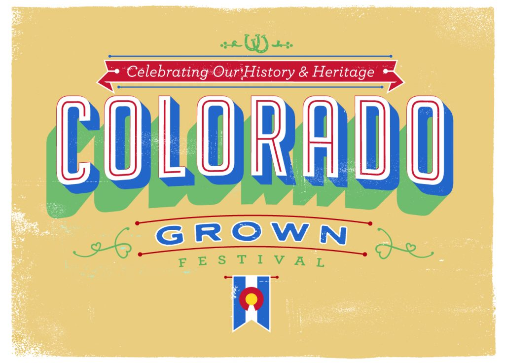 Colorado Grown Family Fun Day @ Colorado Springs Pioneers Museum