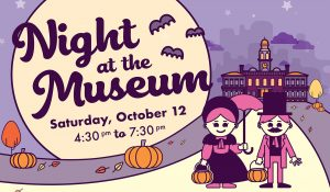 Night at the Museum @ Colorado Springs Pioneers Museum | Colorado Springs | Colorado | United States