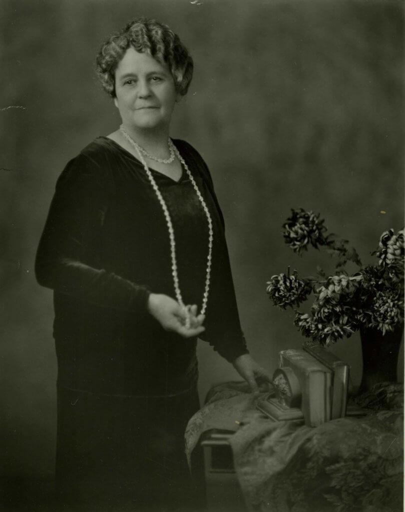 Lillian Kerr, an active member of the Colorado Springs Civic League,