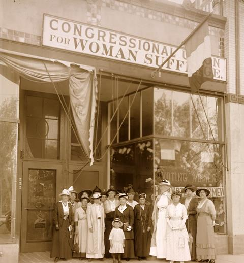 National Woman's Party Colorado Headquarters