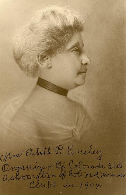 Elizabeth Piper Ensley Denver Public Library