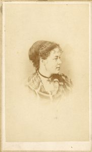 Photo of Queen Palmer