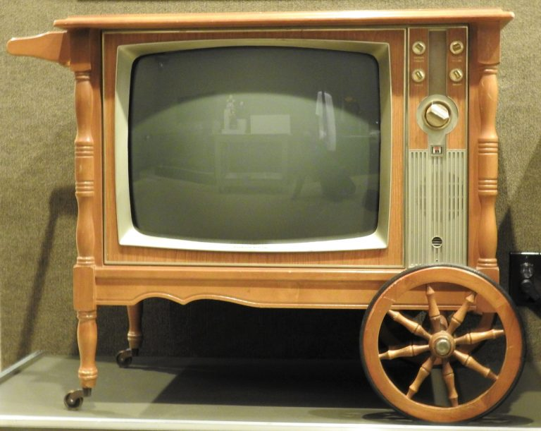 Television, 1963. Generously Donated by Ms. Lyla Northcutt, 2001.124.212.