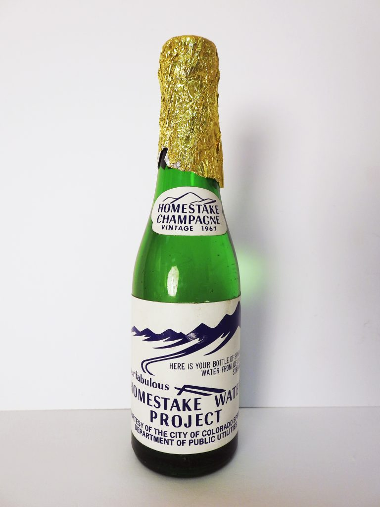 """Homestake """"Champagne,"""" 1967. CSPM Collection, 2020.70.1."""
