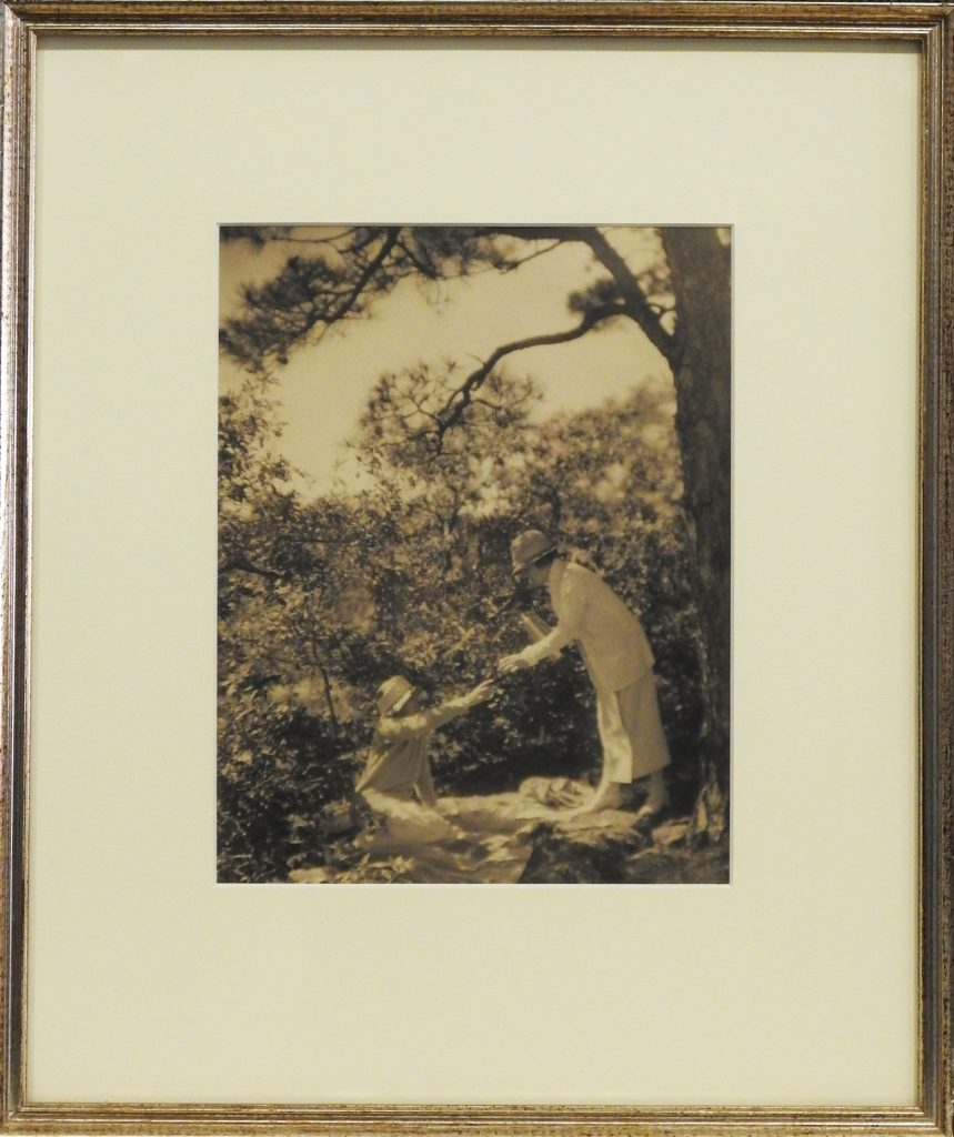 Platinum Print Photograph by Photographer Laura Gilpin, ca. 1925. Generously donated by Andrew Smith.
