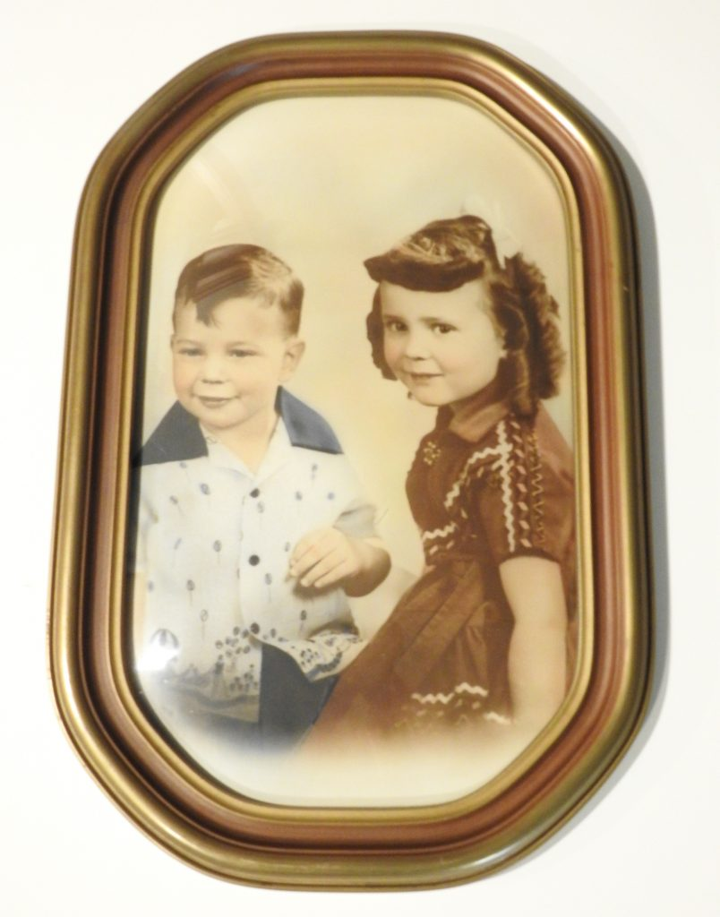 LaVonne and Jerry Wasinger, ca. 1950. Generously Donated by LaVonne Taylor, S2020.86.