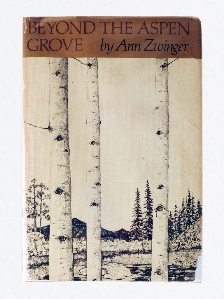 Beyond the Aspen Grove, By Ann Zwinger, 1978. Bear Hugs, By Kathleen Hague, 1992, Pike's Peak: A Mining Saga, by Frank Waters, 1971.